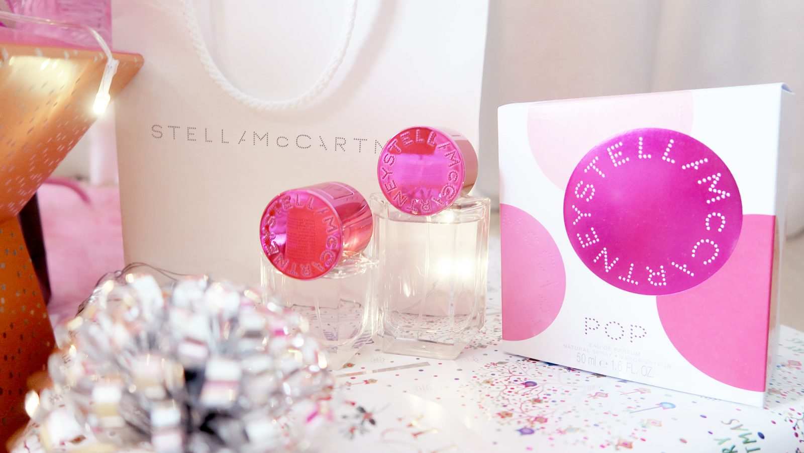 Stella McCartney Christmas, Christmas Perfume, POP NOW,