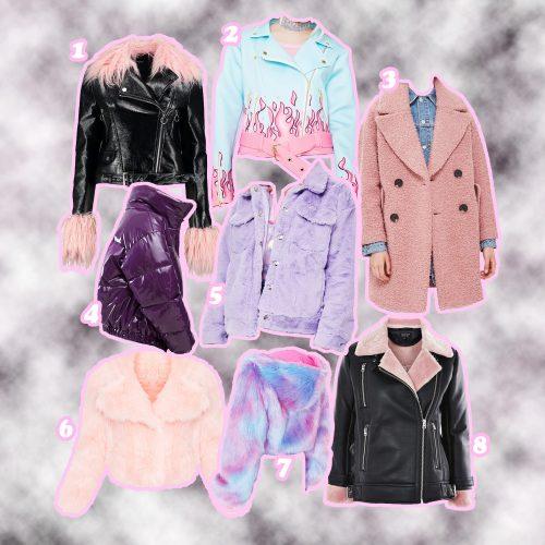autumn winter coat shop