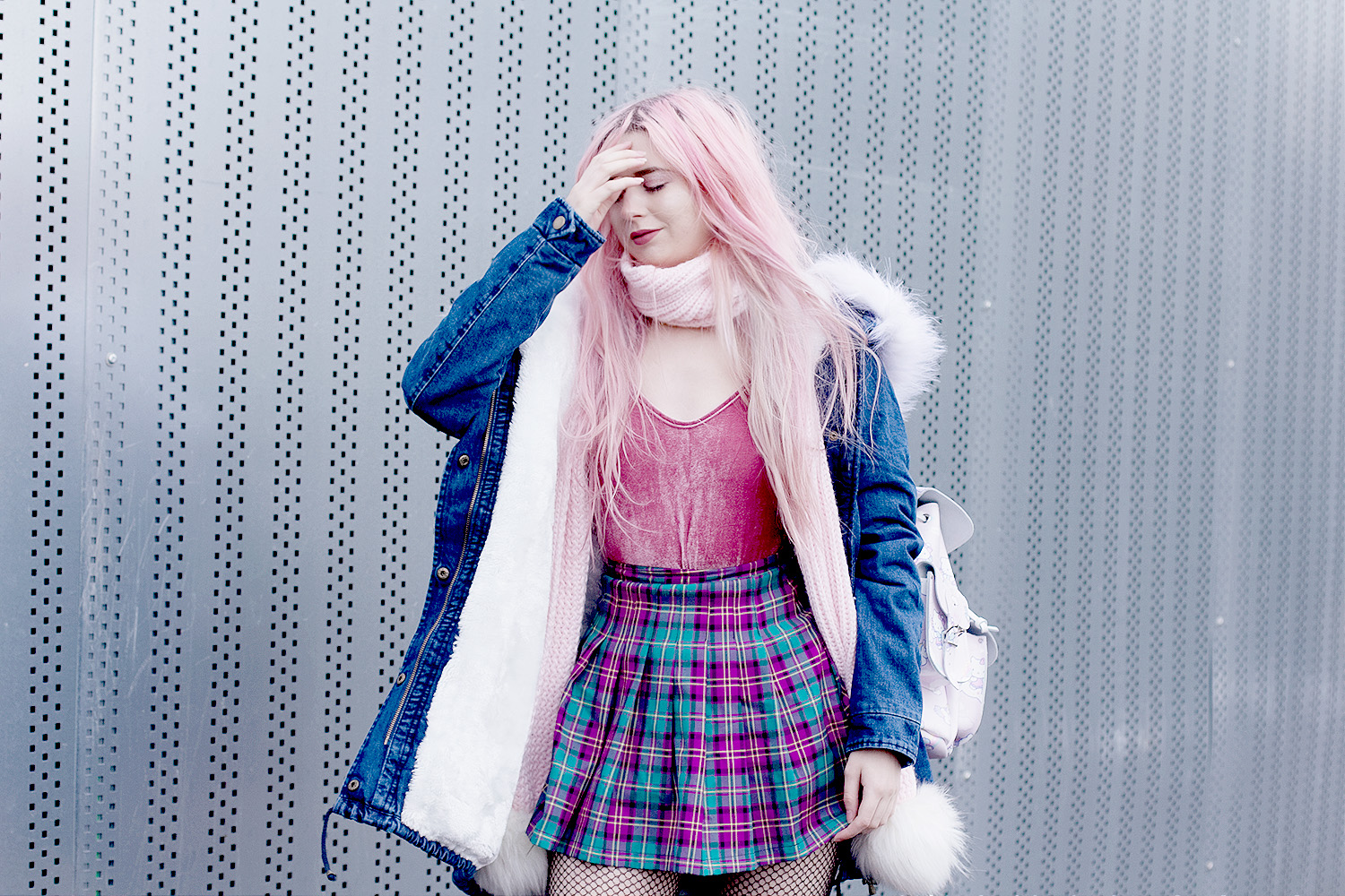 ITS FLUFFY PARKA WEATHER