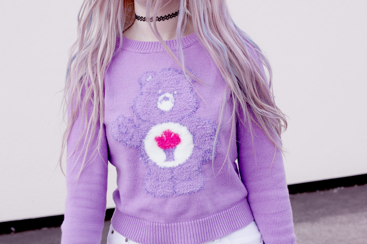 CARE BEARS JUMPER